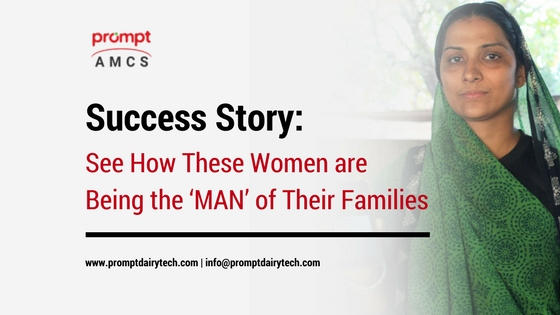 Success Story : SejalBen - A Woman Dairy Farmer Who is an Inspiration for All