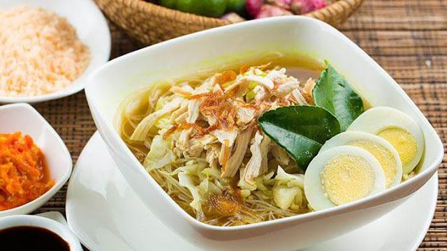 Nama Makanan Khas Indonesia