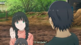 Flying Witch 03 online legendado