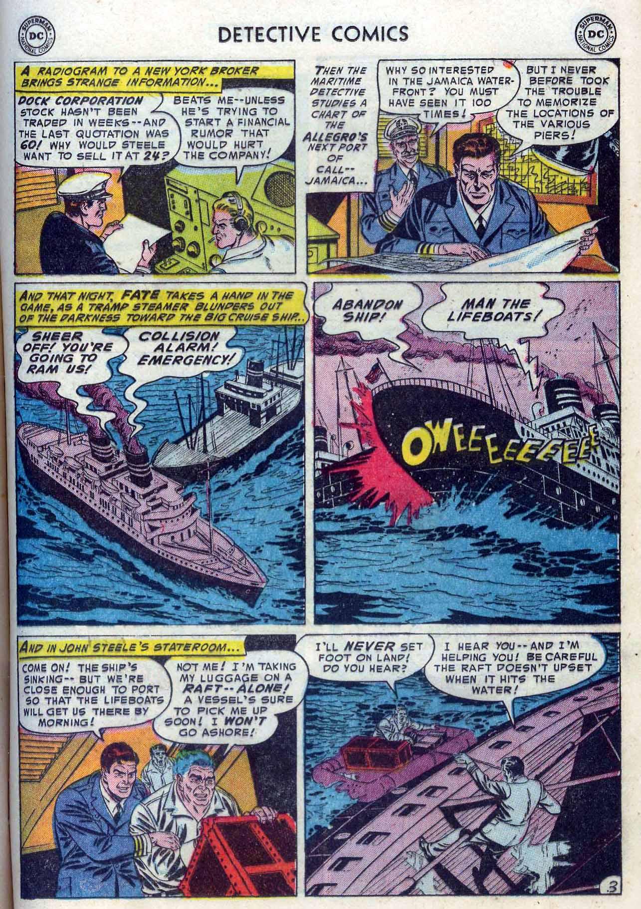 Read online Detective Comics (1937) comic -  Issue #204 - 27