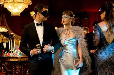 Fifty Shades Darker, Christian Grey, Dakota Johnson, Anastasia Steele, Jamie Dornan, movie