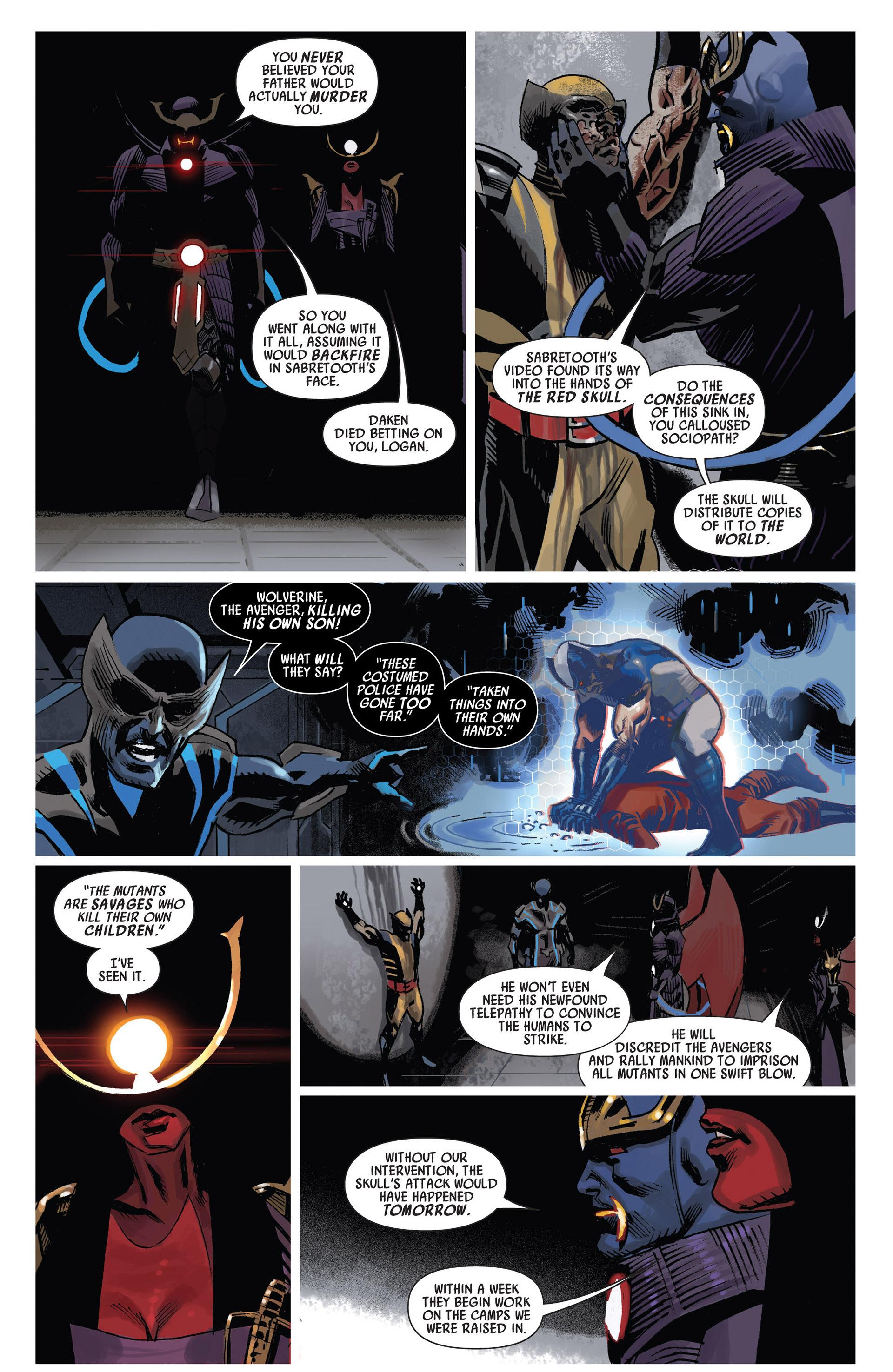 Read online Uncanny Avengers (2012) comic -  Issue #13 - 11