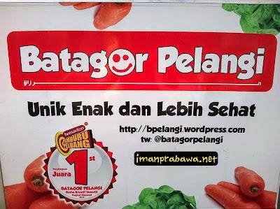 Wordpress Batagor Pelangi