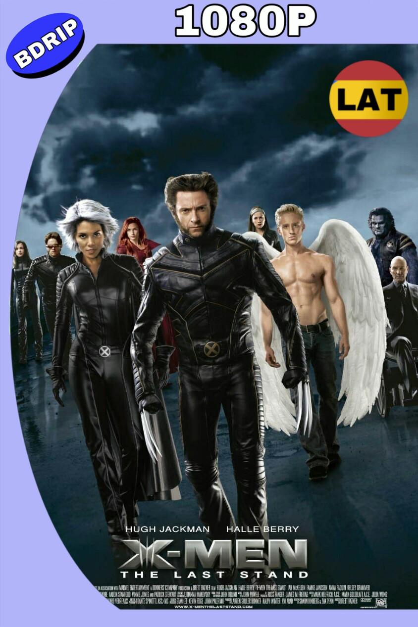 X-MEN: LA DECISIÓN FINAL (2006) BDRIP 1080P LAT-ING MKV