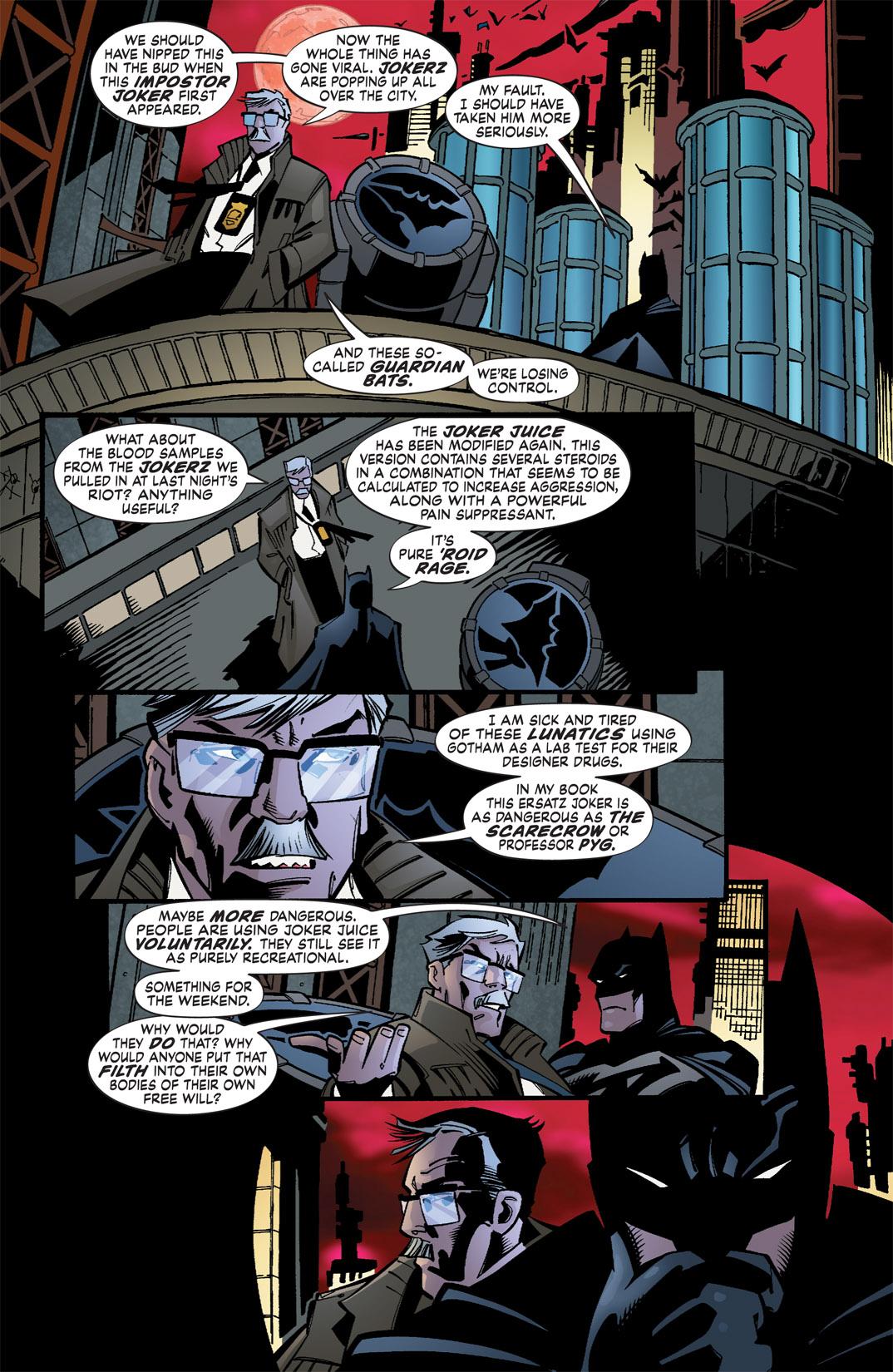 Detective Comics (1937) 868 Page 4