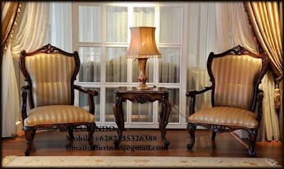 Indonesia Furniture Exporter,Classic Chair Furniture,Classic Chair Furniture Indonesia code A111