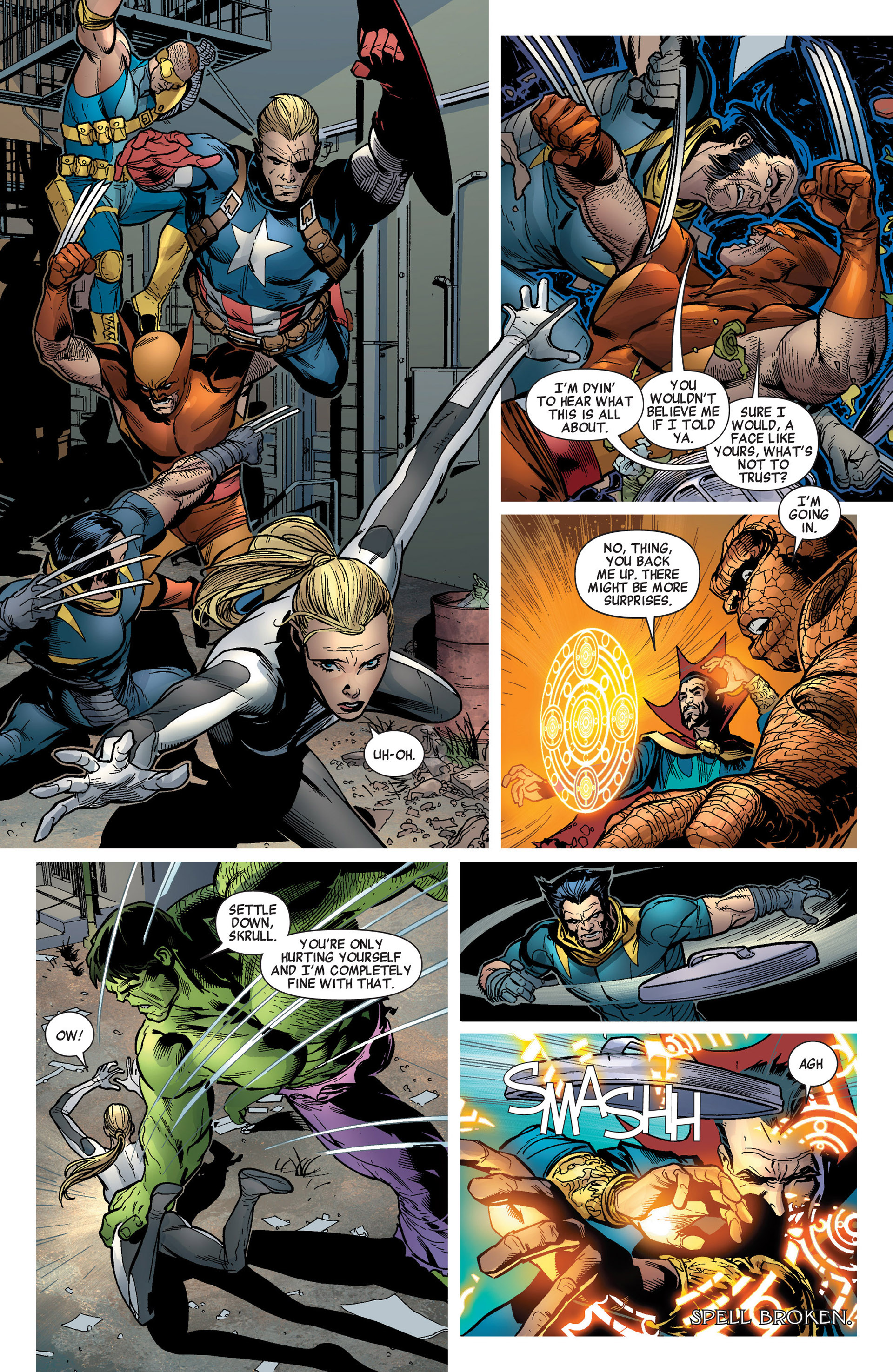 Read online Age of Ultron comic -  Issue #7 - 15