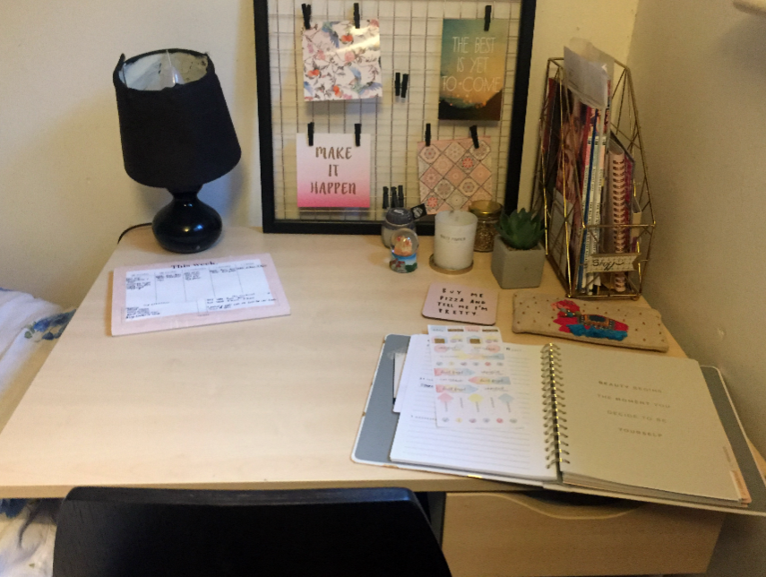 Formidable Joy | UK Fashion, Beauty & Lifestyle Blog | Lifestyle | Home | Desk update with Kit Out My Office | Kit Out My Office | Blogger Space | Desk | Review