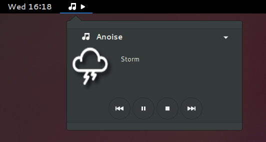 Ambient Noise (ANoise) Player Fixed For Ubuntu 16 04 And Newer