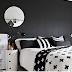 Como usar parede preta na decoração da sua casa