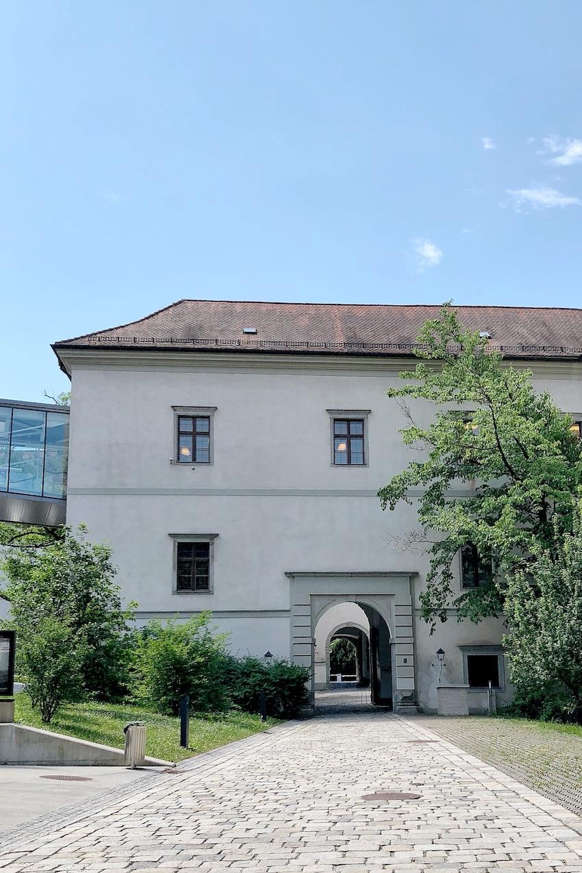 Linzer Schloss, Schlossmuseum