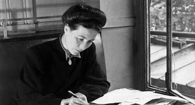 Simone de Beauvoir - Blog do Asno