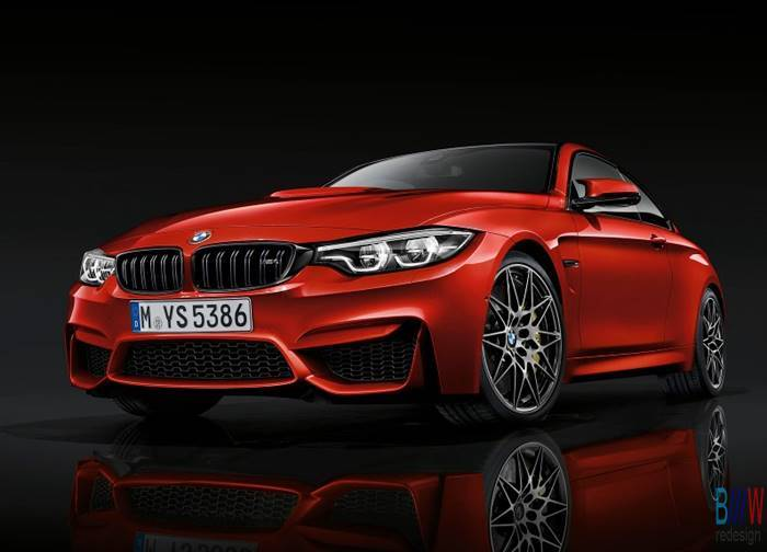 2018 BMW M4 Coupe and BMW M4 Convertible Facelift