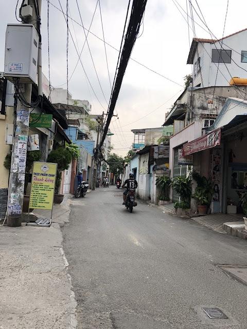 Bán nhà Hẻm xe hơi Lê Trực phường 7 quận Bình Thạnh giá rẻ