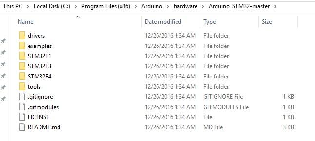 ihaack - Embedded : STM32-Arduino -STM32f103c8t6 Programming