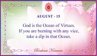 Thought For The Day August 15