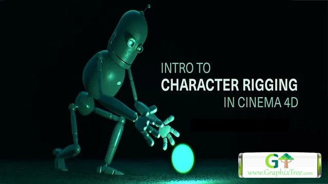 Learn Intro to Character Rigging in C4D