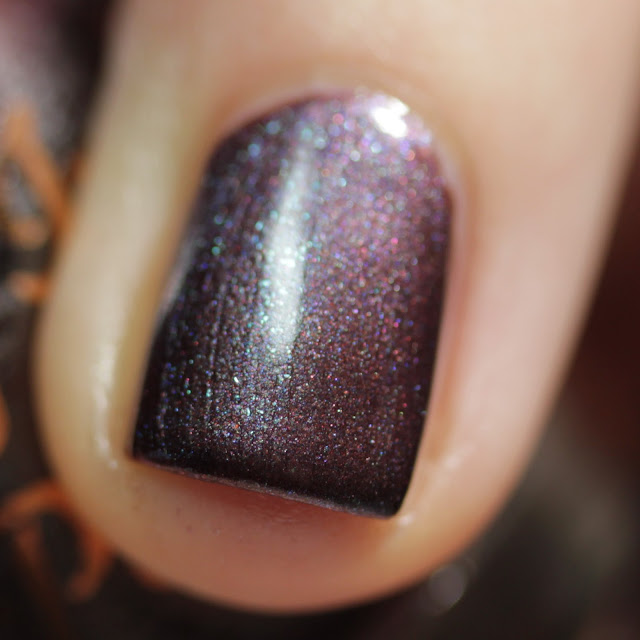 My Indie Polish Farewell Fiona HHC swatch by Streets Ahead Style