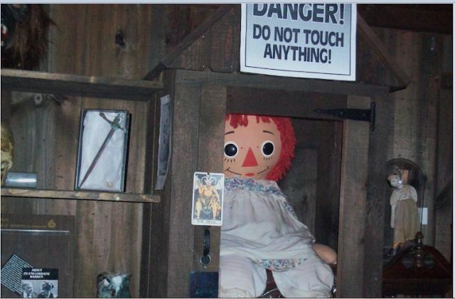 Kisah Nyata Boneka Annabelle