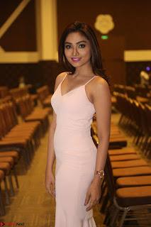 Aishwarya Devan in lovely Light Pink Sleeveless Gown 052.JPG