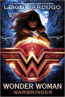 "Tween Book Group Reads ""Wonder Woman: Warbringer"" for February 8, 2018"