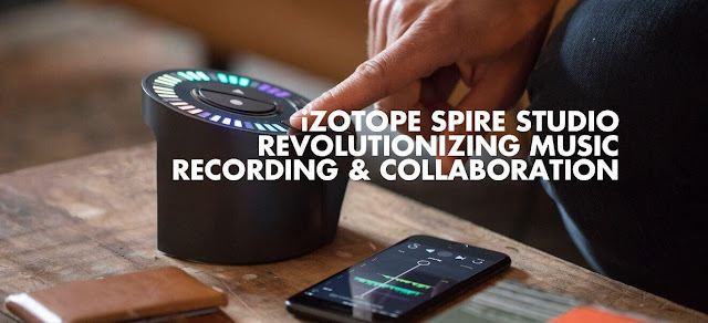 iZotope Spire Studio: Portable Audio Recorder
