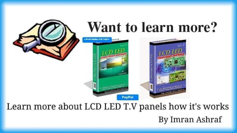 LED Tv Repairs : China Universal Board Software's Available