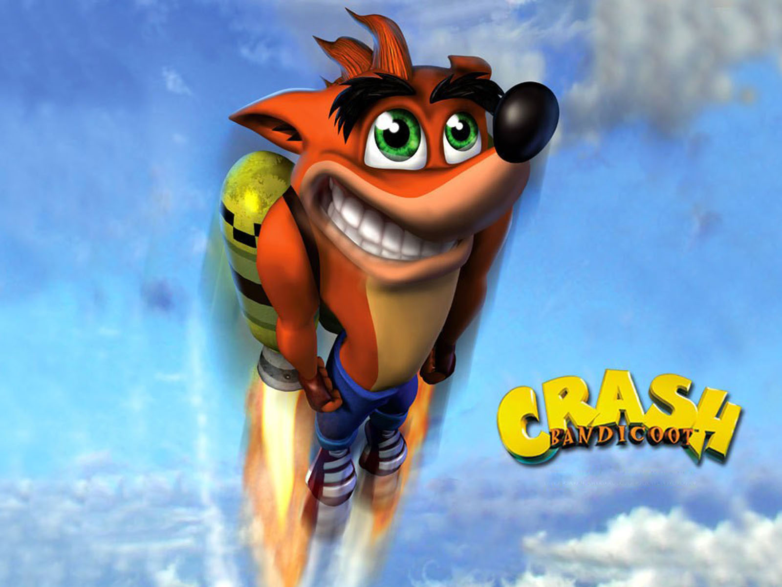 Wallpapers Crash Bandicoot HD Wallpapers Download Free Images Wallpaper [1000image.com]