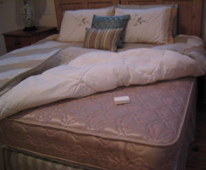 This Woman Decided To Put A Bar Of Soap Under Her Bed Before Sleeping! What Happened To Her Legs Afterwards Was Unbelievable!