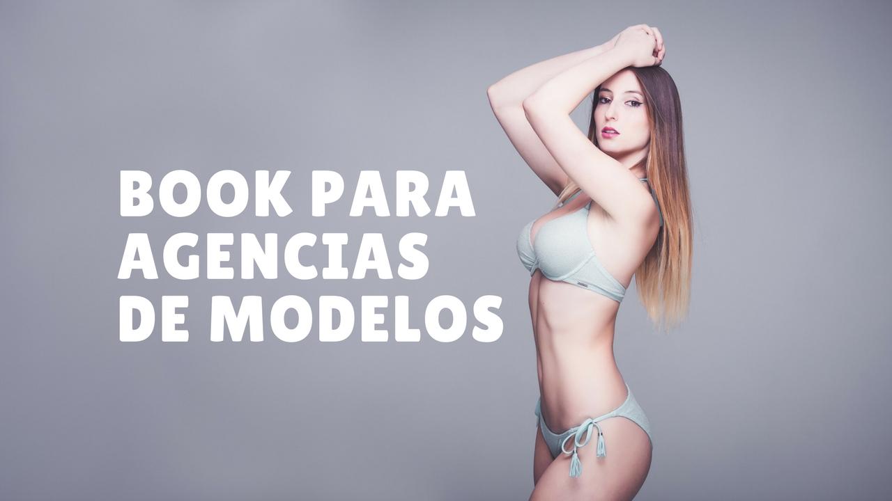 Book para agencias de modelos