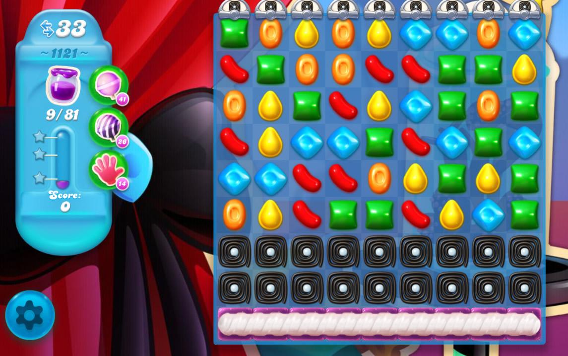 Candy Crush Soda Saga 1121