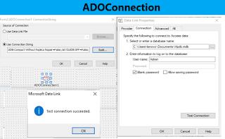 Cara menghubungkan Delphi dengan database Access