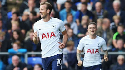Highlight Everton 0-3 Tottenham Hotspur, 9 September 2017