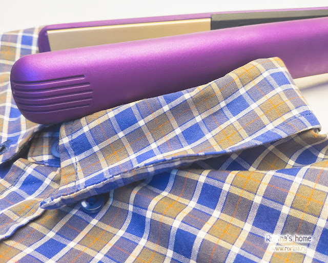 Лайфхаки как погладить одежду