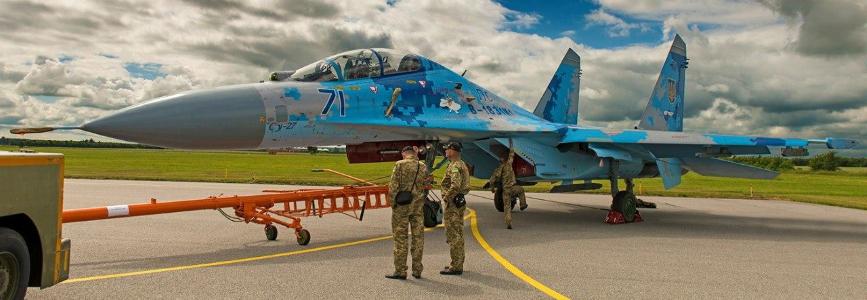 Авіацію Повітряних Сил зосередять на 5-6 авіабазах