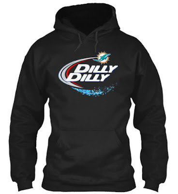 Miami Dolphins Dilly Shirt, Miami Dolphins Dilly Dilly T Shirt