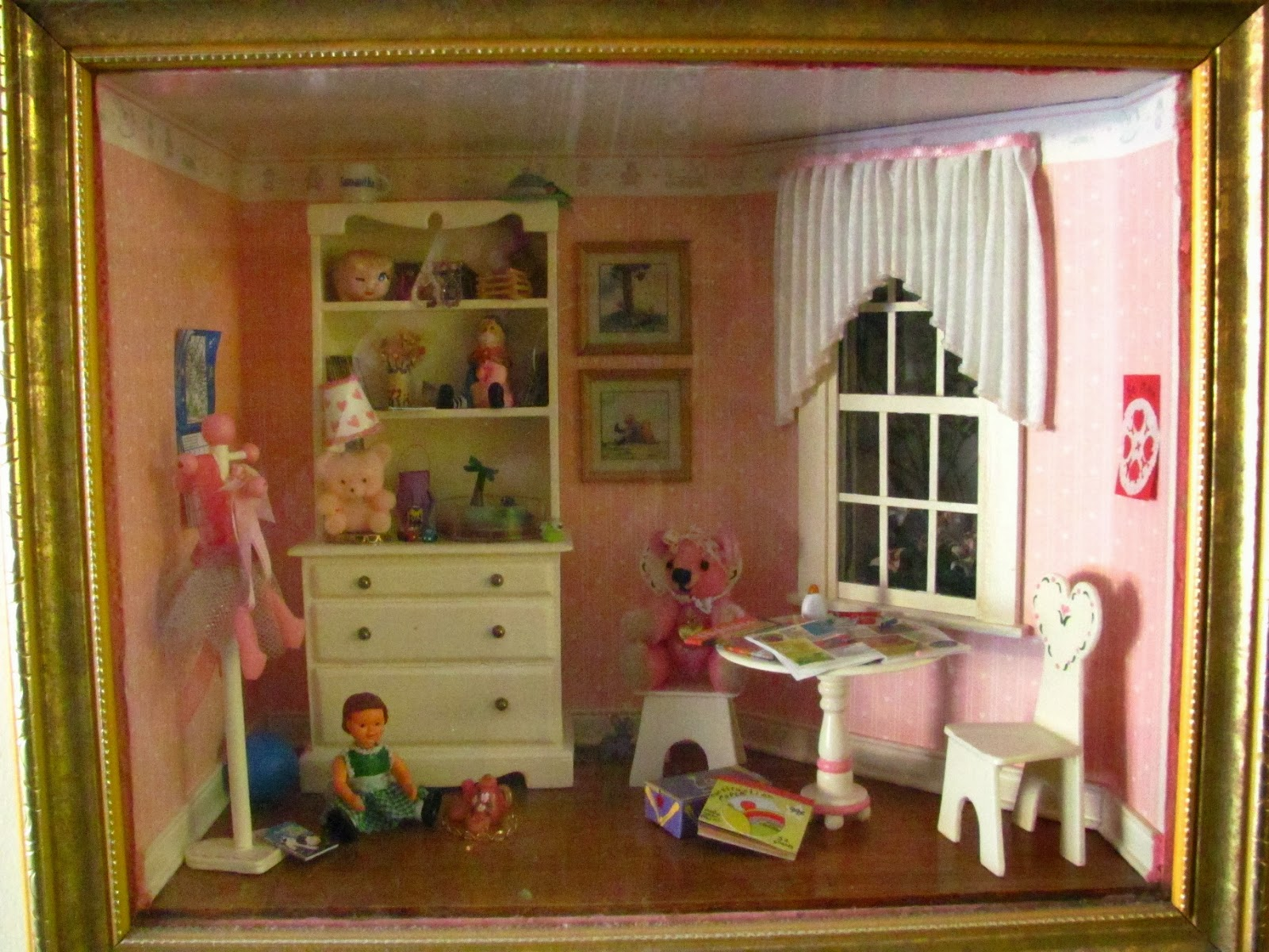 Dollhouse Miniature Furniture Tutorials 1 Inch Minis