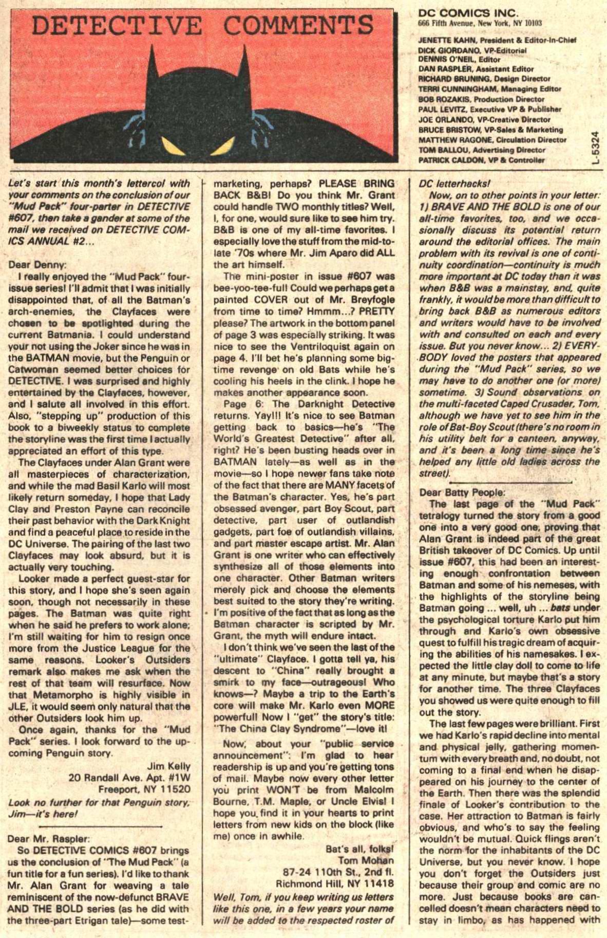 Detective Comics (1937) 611 Page 23