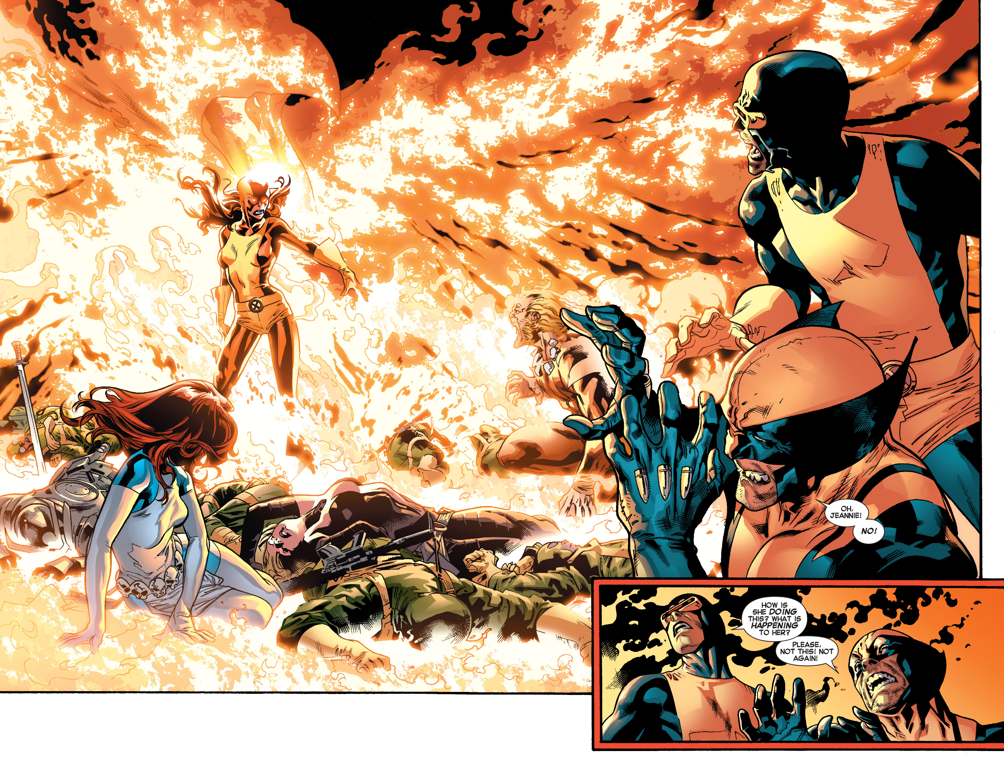 Read online All-New X-Men (2013) comic -  Issue # _Special - Out Of Their Depth - 50
