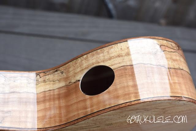 Snail BH-1C Ukulele sound port