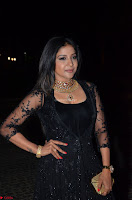 Sakshi Agarwal looks stunning in all black gown at 64th Jio Filmfare Awards South ~  Exclusive 092.JPG