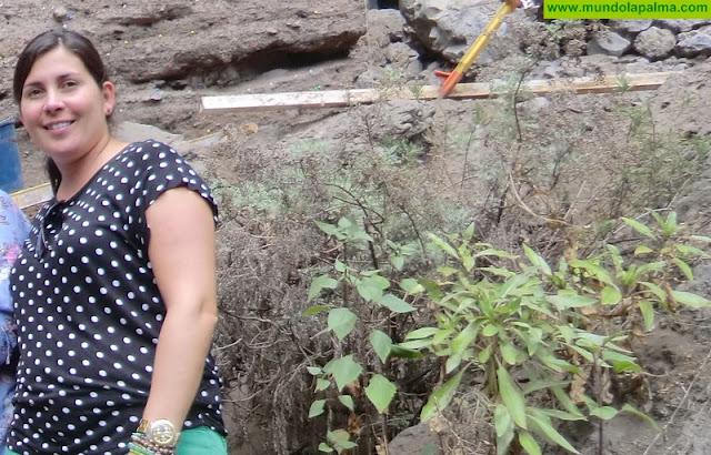 La portavoz del PSOE en Villa de Mazo denuncia la nula accesibilidad de Belmaco
