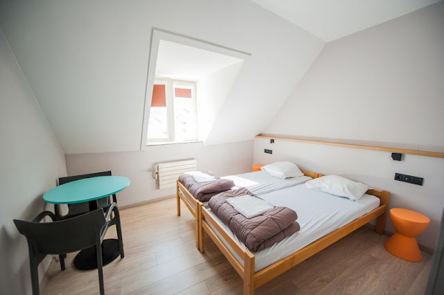 Jacques Brel Youth Hostel em Bruxelas