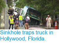 http://sciencythoughts.blogspot.com/2017/10/sinkhole-traps-truck-in-hollywood.html