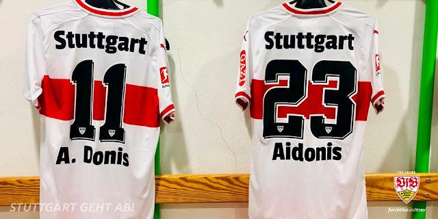Βασικός με την Στουτγκάρδη στην Bundesliga ο Θεσπρωτός Αντώνης Αηδόνης