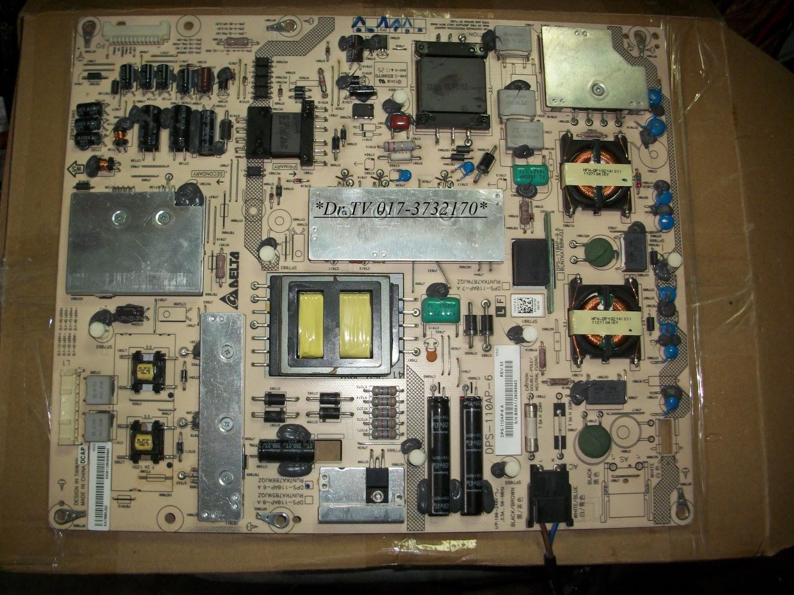 HOSPITAL Electronics TV Repairing And Sparepart: SPAREPART LED SHARP