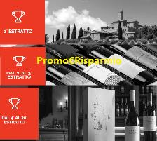 Logo Vinci gratis soggiorni e cassette di Vino Banfi, Brunello di Montalcino