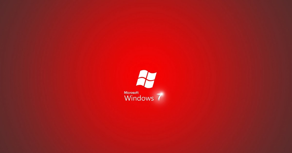 windows red wallpaper vista - photo #15