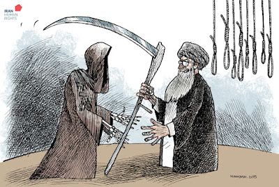 Iran: A corrupt theocracy meting out barbaric and medieval punishments