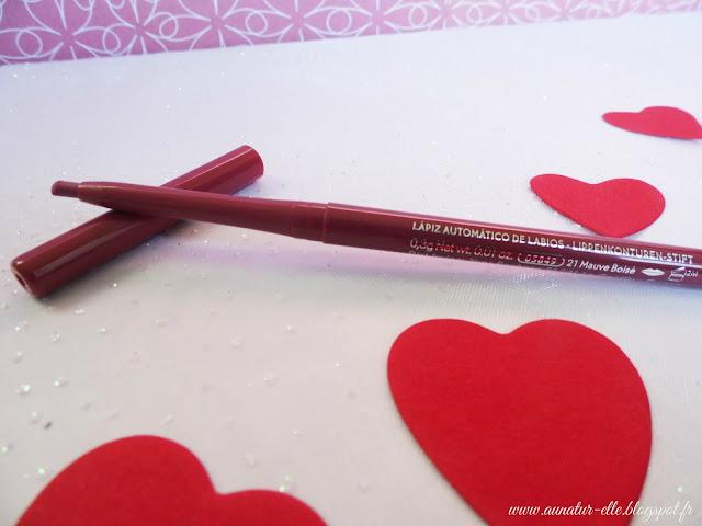 yves rocher crayon à lèvres